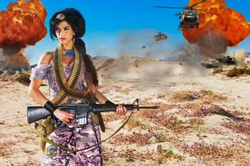 Jasmine na guerra