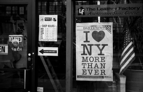Declaração de amor a Nova York/imagem: Kitt Amaritnant