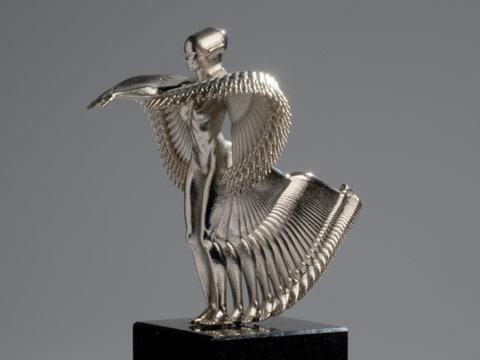 Arabesque em bronze