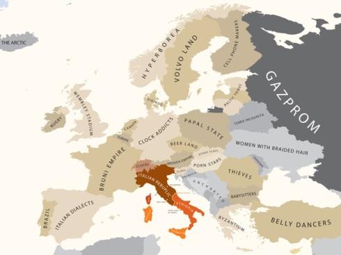 O que pensam os italianos